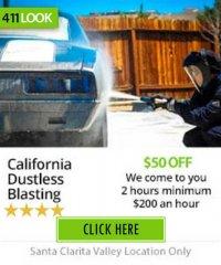 California Dustless Blasting