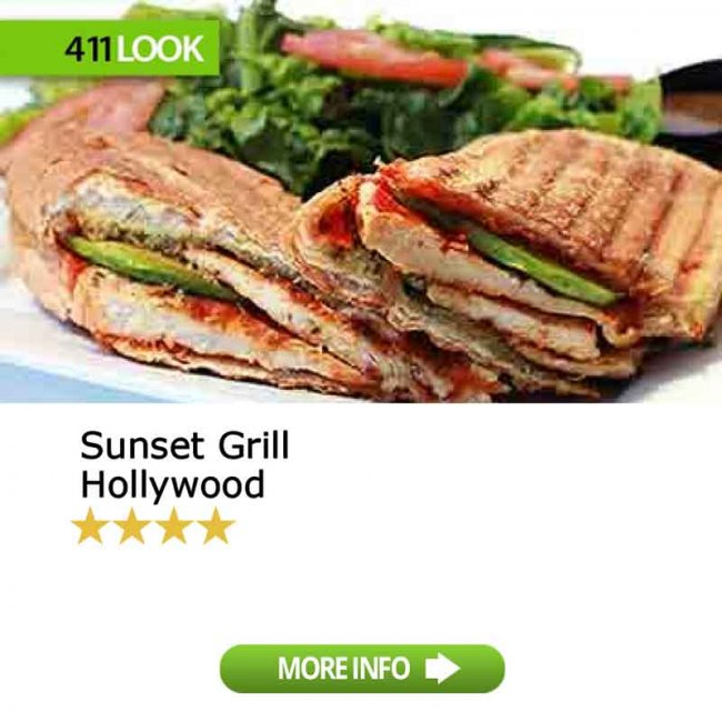Sunset Grill Hollywood