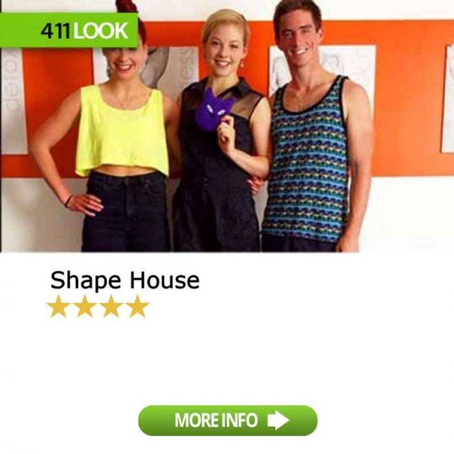 Shape House
