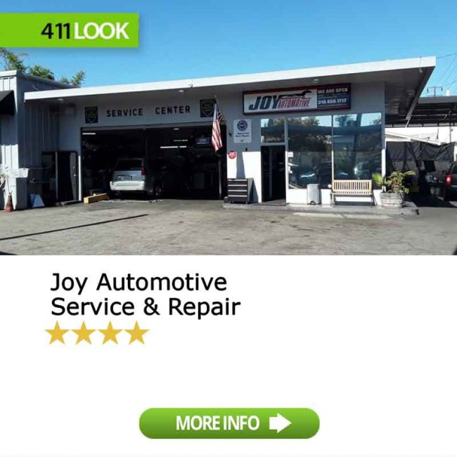 Joy Automotive Service & Repair