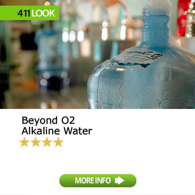 Beyond O2 Alkaline Water