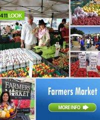 Downtown Santa Monica Farmers Markets