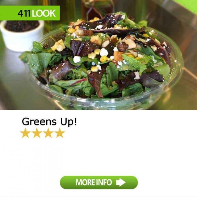 Greens Up!