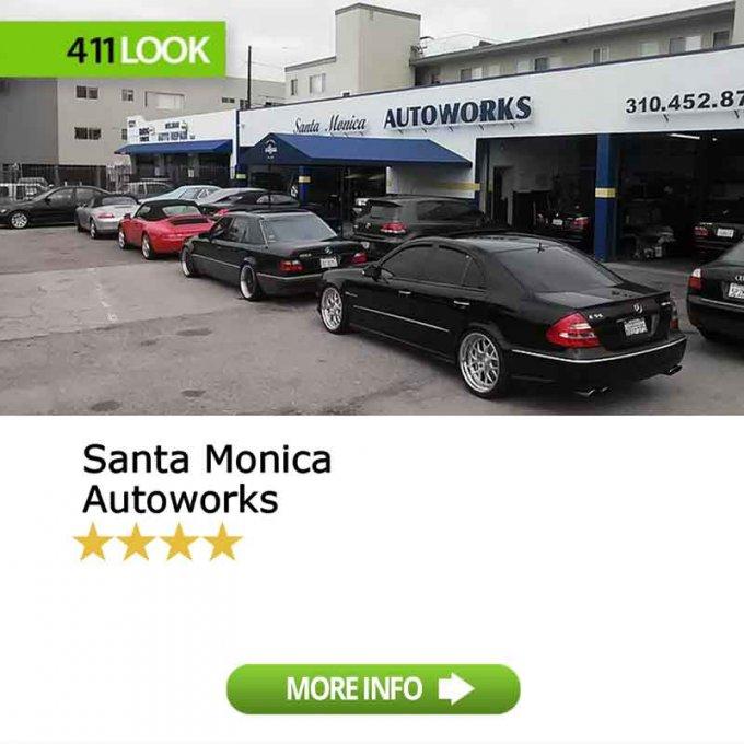 Santa Monica Autoworks