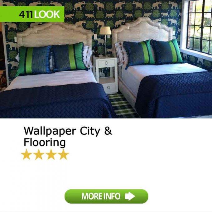 Wallpaper City & Flooring